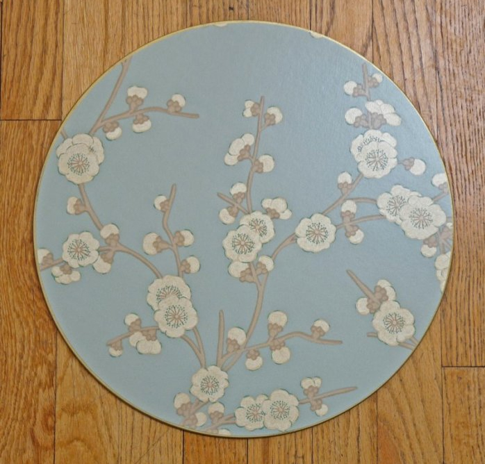Blossom in Blue Placemat