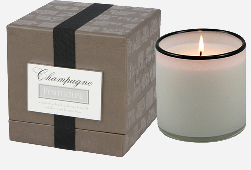 Lafco Penthouse Champagne Candle