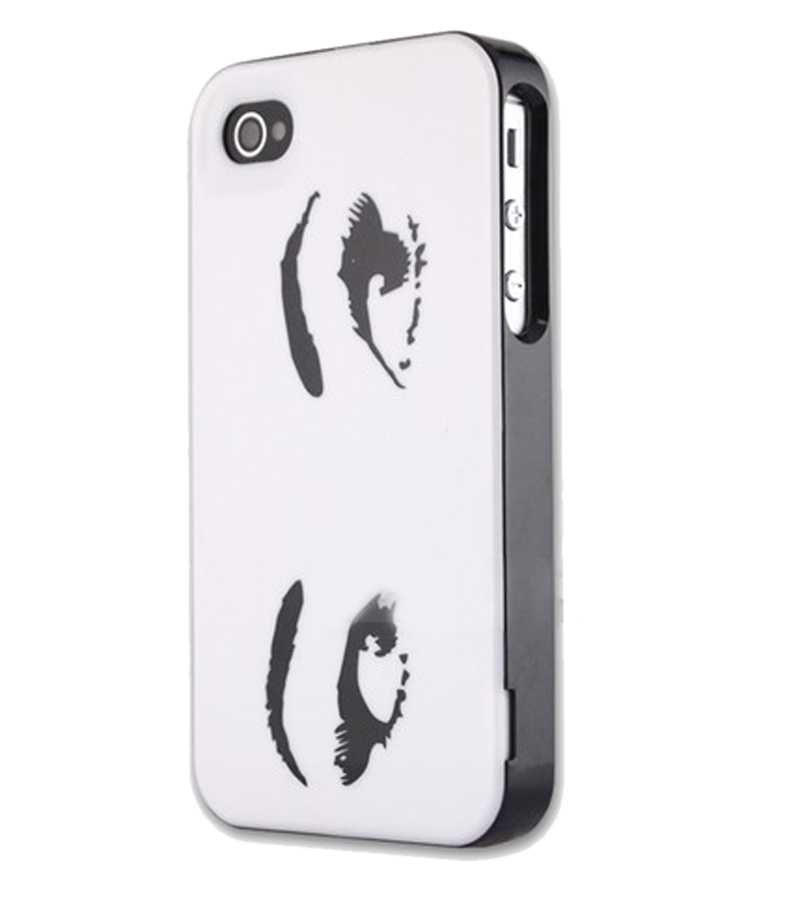 All Eyes Apple iPhone Cover