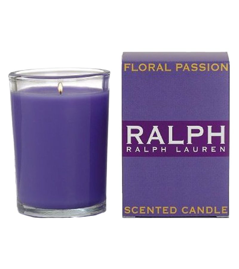 Floral Passion Scented Candle