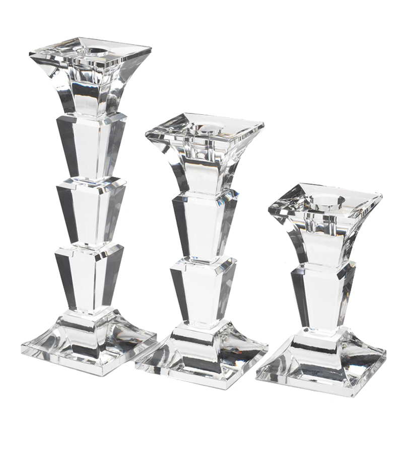Delray Taper Candle Holders